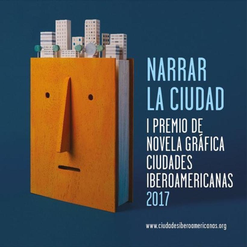 CONCURSO de Novela Gráfica 'Ciudades Iberoamericanas' 1