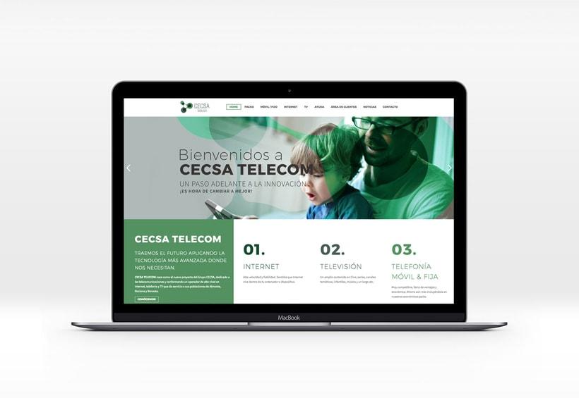 CECSA TELECOM -1