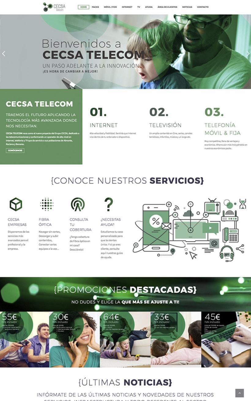 CECSA TELECOM 0