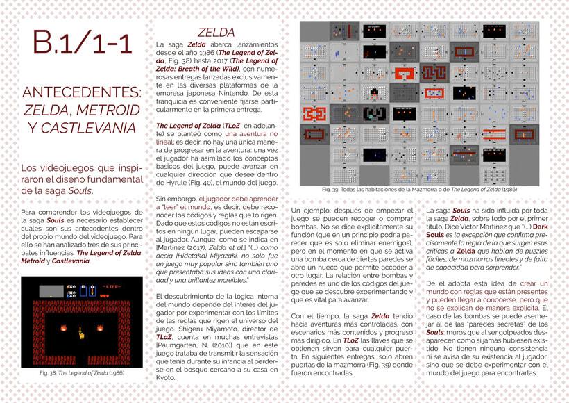 TFM: Análisis de la Espacialidad y la Temporalidad en la Arquitectónica del Videojuego 4