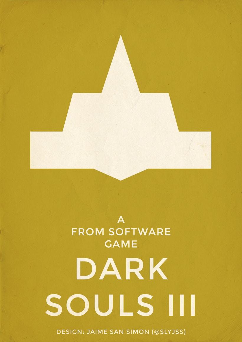 Posters de videojuegos 2