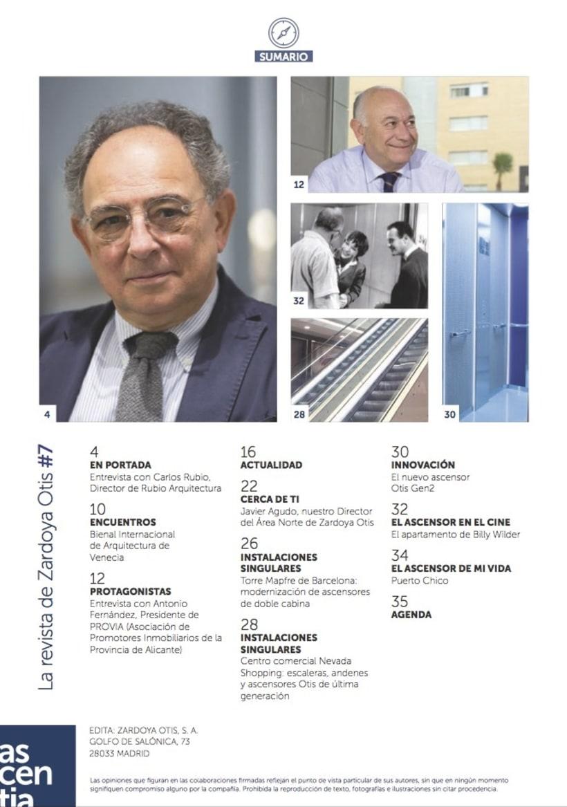 DISEÑO DE REVISTA ASCENTIA Y PORTADAS DE LIBROS 1