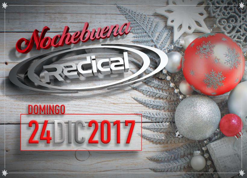 Imagen Nochebuena 2017 RADICAL 0
