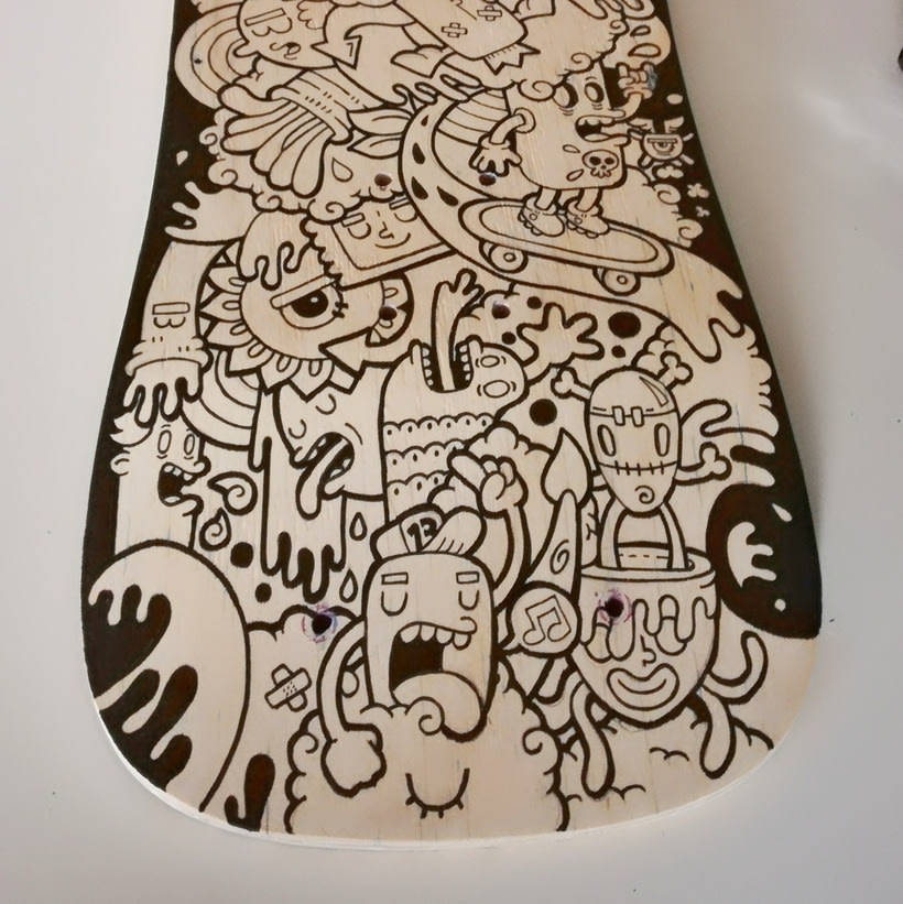 Skateboard by carnivorum 0