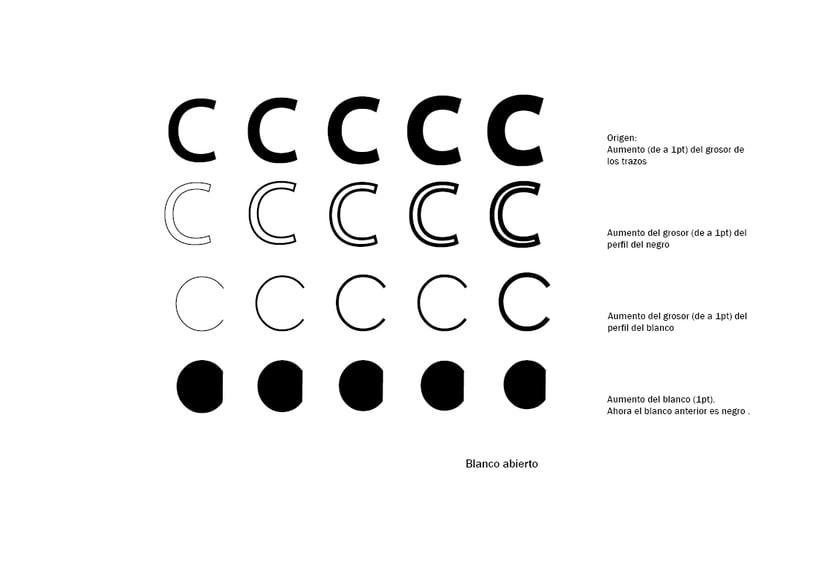 Tipográfico. Catálogo de blancos y negros  4
