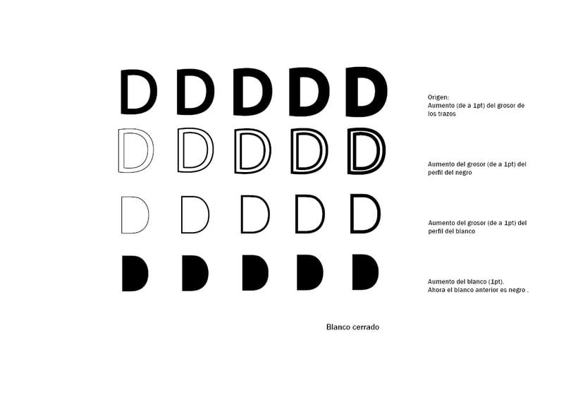Tipográfico. Catálogo de blancos y negros  5