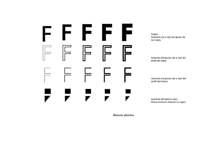 Tipográfico. Catálogo de blancos y negros  7