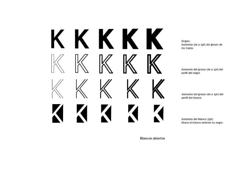 Tipográfico. Catálogo de blancos y negros  12