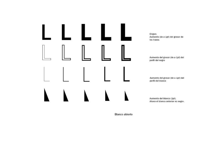 Tipográfico. Catálogo de blancos y negros  13