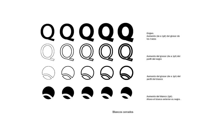 Tipográfico. Catálogo de blancos y negros  18