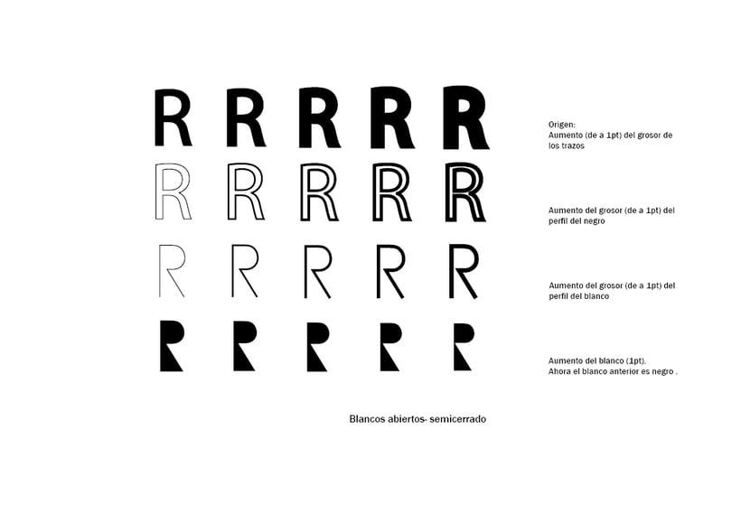 Tipográfico. Catálogo de blancos y negros  19