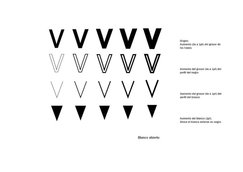 Tipográfico. Catálogo de blancos y negros  23