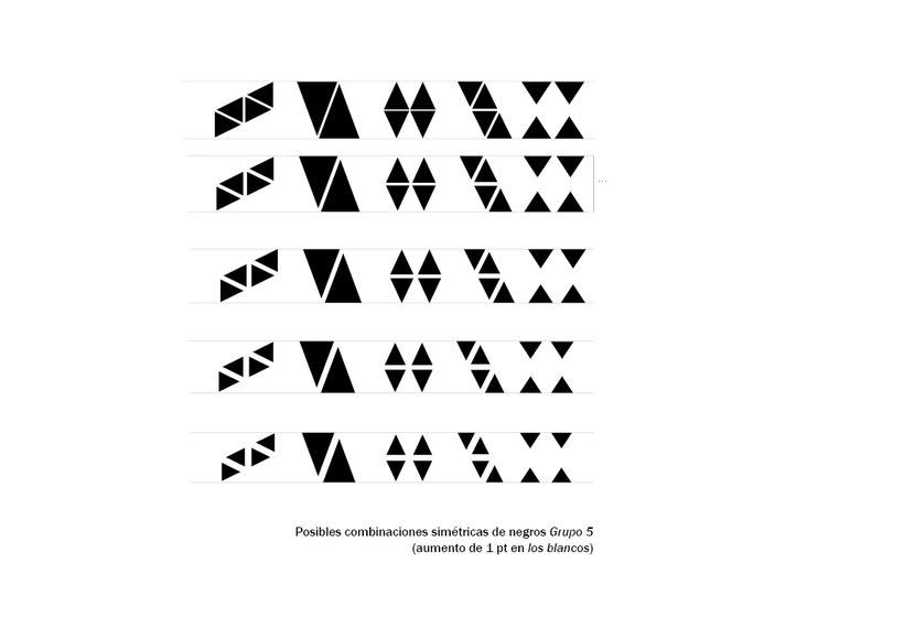 Tipográfico. Catálogo de blancos y negros  33