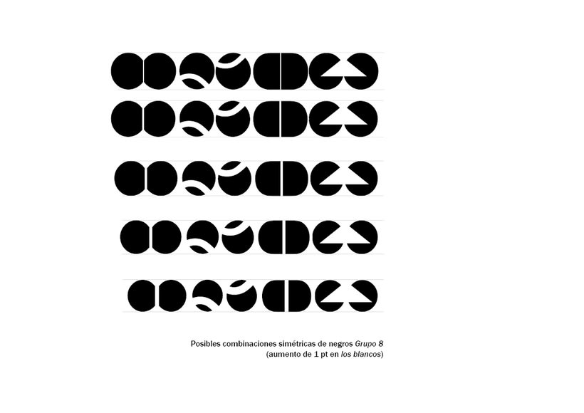 Tipográfico. Catálogo de blancos y negros  36