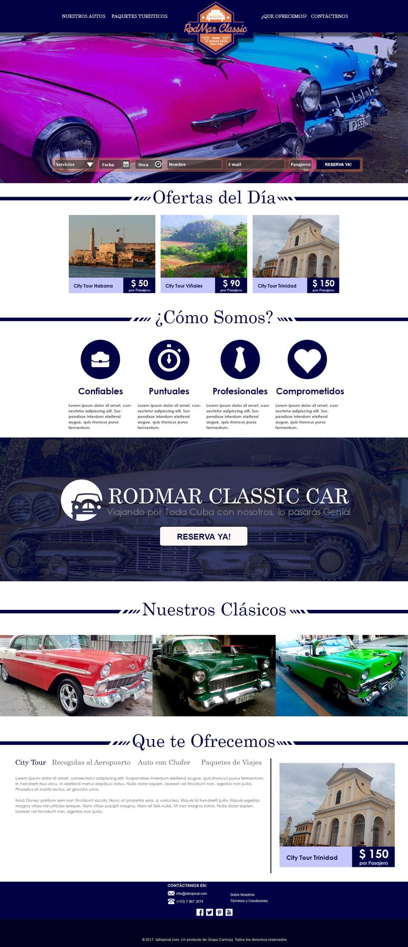 Rodmar Classic Cars -1