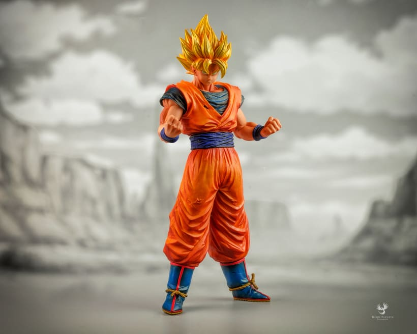Dragon Ball Z | Goku -1