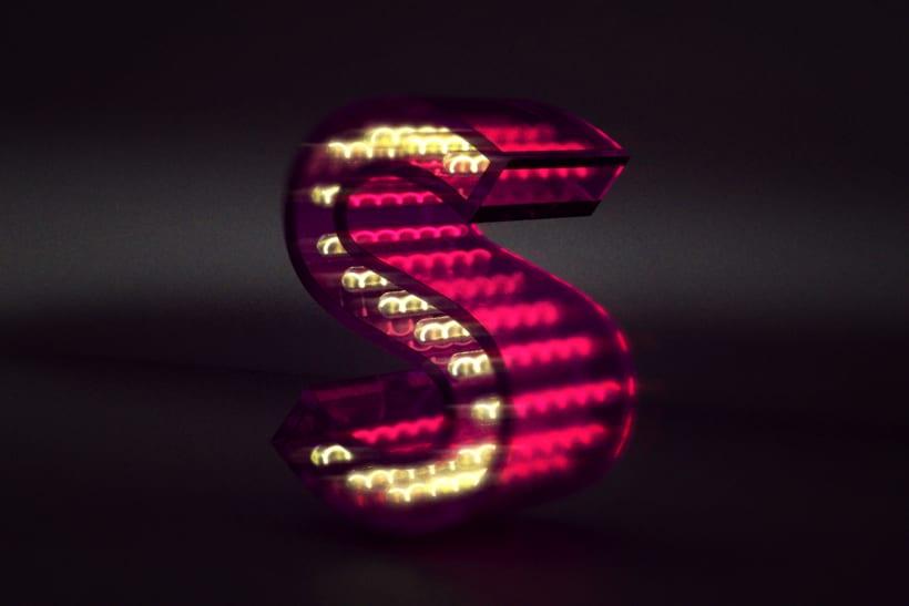 Lettering 3D 1