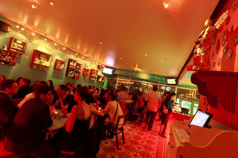 Santo Jarocho Restaurante de comida Mexican 2