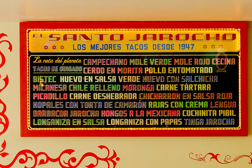Santo Jarocho Restaurante de comida Mexican 4
