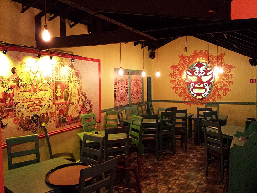 Santo Jarocho Restaurante de comida Mexican 5