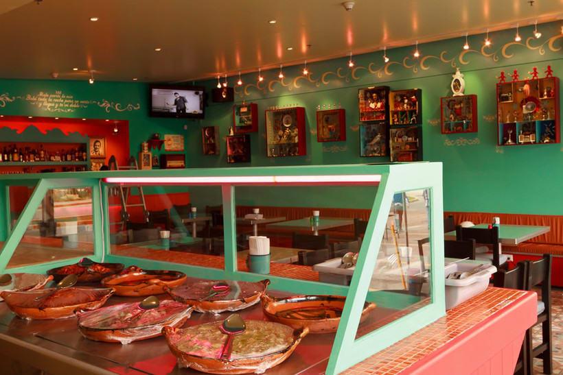 Santo Jarocho Restaurante de comida Mexican 8