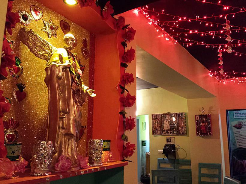 Santo Jarocho Restaurante de comida Mexican 11