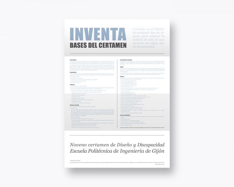 Inventa \ Diseño editorial 1