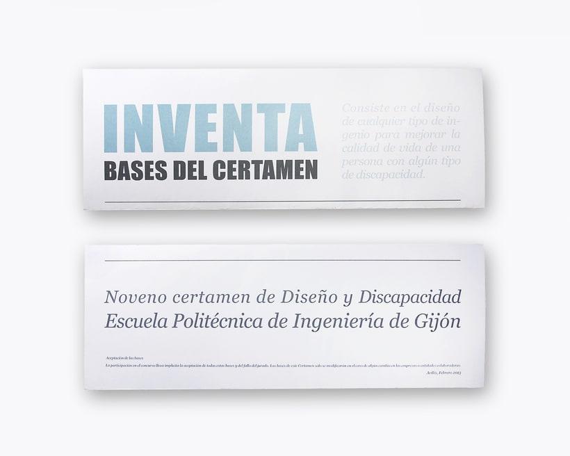 Inventa \ Diseño editorial 2