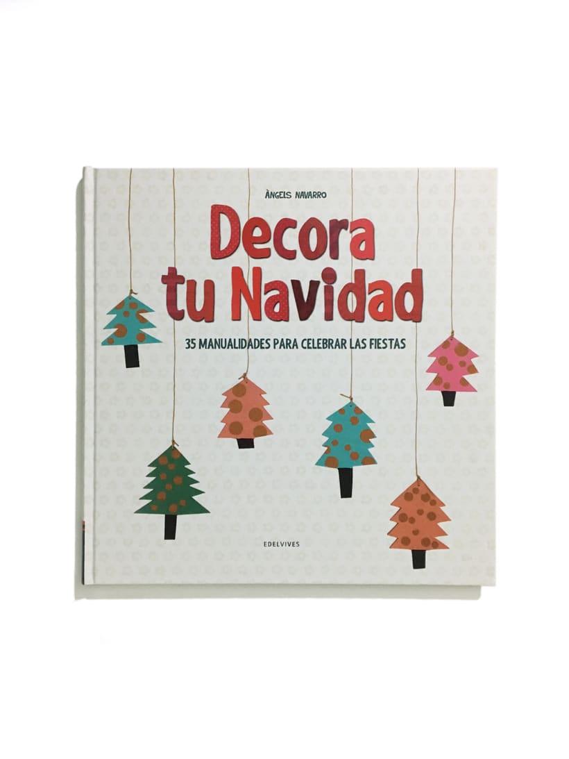 Diseño y maquetación - Decora tu Navidad -1