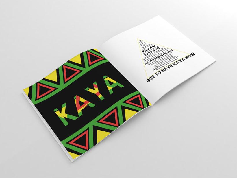 Libro/Disco Bob Marley 1