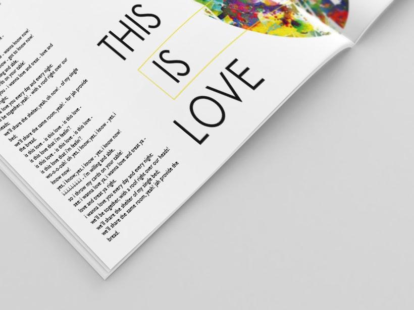 Libro/Disco Bob Marley 3
