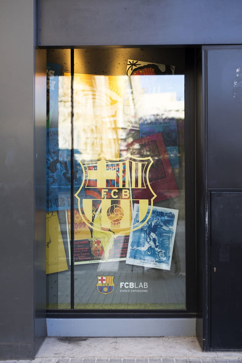 FCB LAB Posters exhibition 7