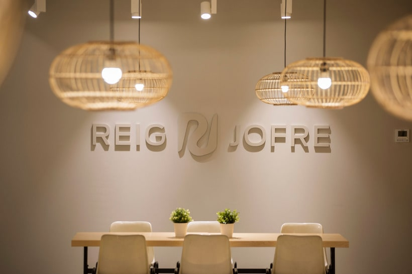 Fotografía de Interiores: Oficinas Reig Jofre 9