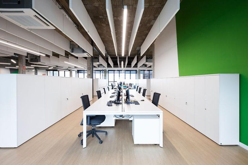 Fotografía de Interiores: Oficinas Reig Jofre 3