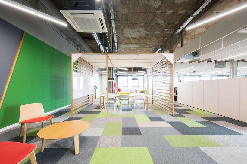 Fotografía de Interiores: Oficinas Reig Jofre 4