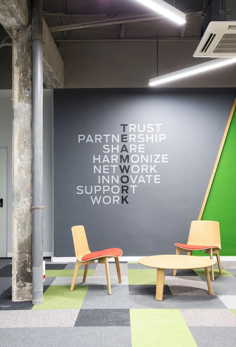 Fotografía de Interiores: Oficinas Reig Jofre 7