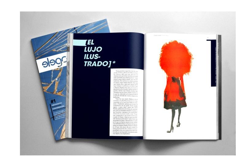 Proyecto de Diseño Editorial (Interior). 1