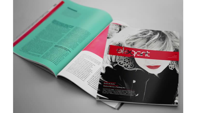 Proyecto de Diseño Editorial (Interior). 2