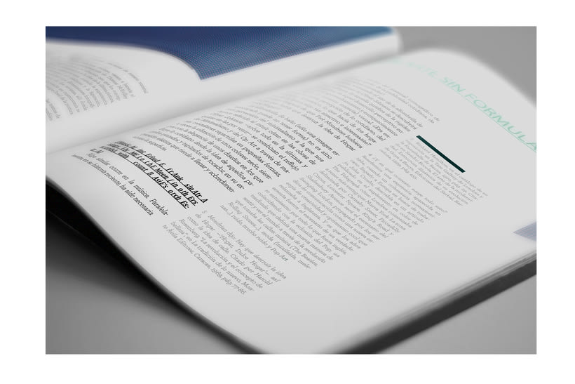 Proyecto de Diseño Editorial (Interior). 4