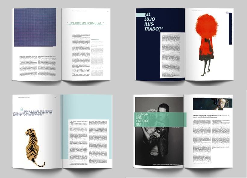 Proyecto de Diseño Editorial (Interior). 5