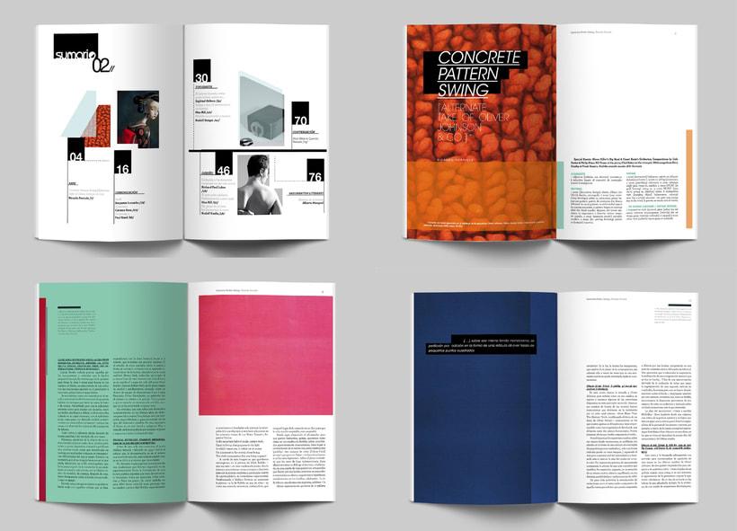 Proyecto de Diseño Editorial (Interior). 6