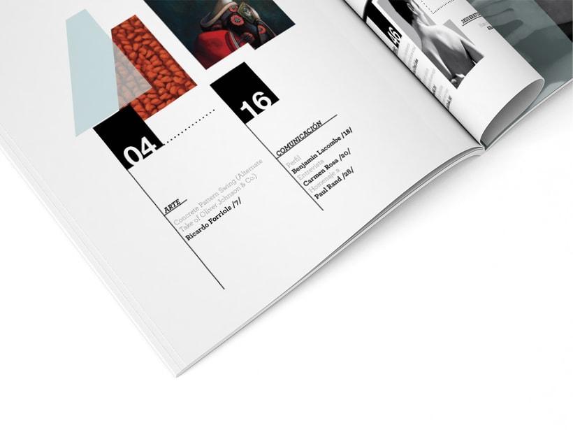 Proyecto de Diseño Editorial (Interior). 3