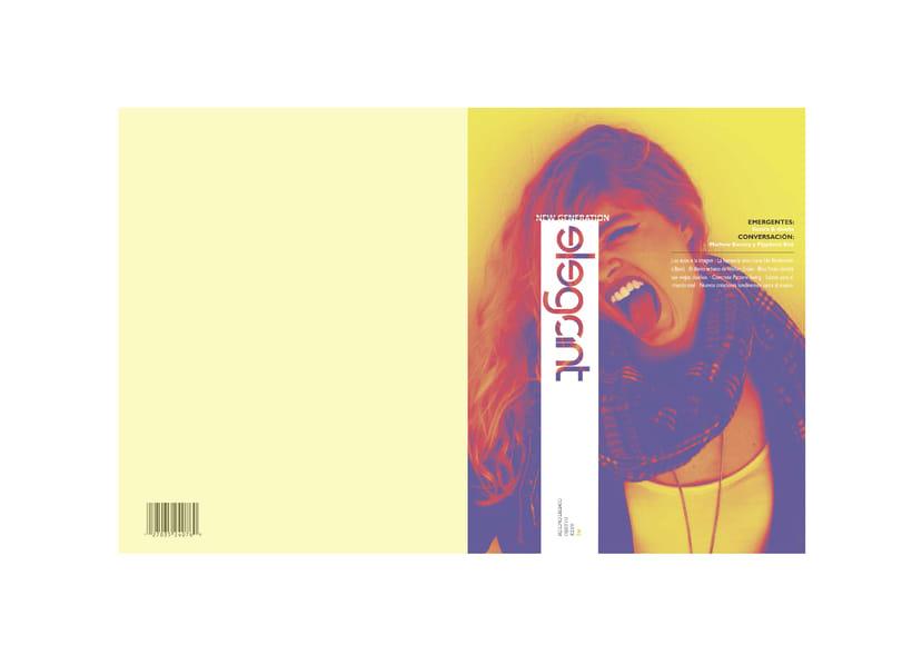 Proyecto de Diseño Editorial (Portadas, fotos propias). 2