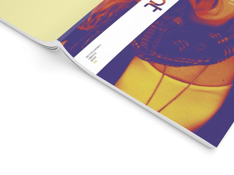 Proyecto de Diseño Editorial (Portadas, fotos propias). 5