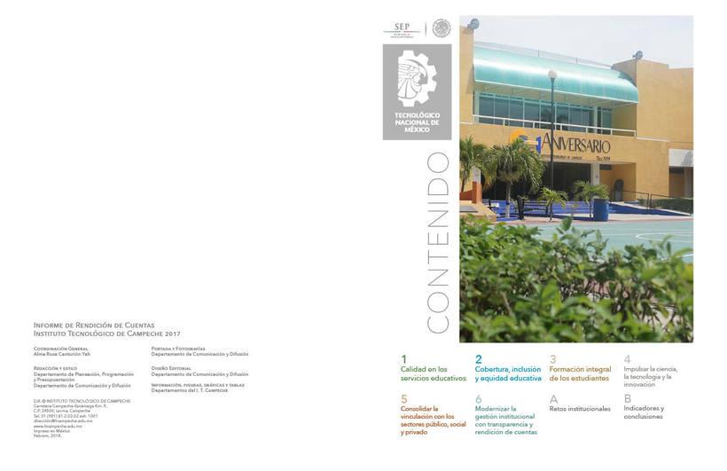 Mi Proyecto del curso: Ejemplo de Informe de Rendición de Cuentas 3