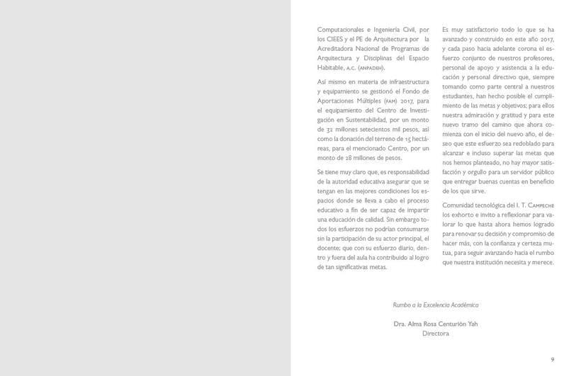 Mi Proyecto del curso: Ejemplo de Informe de Rendición de Cuentas 5