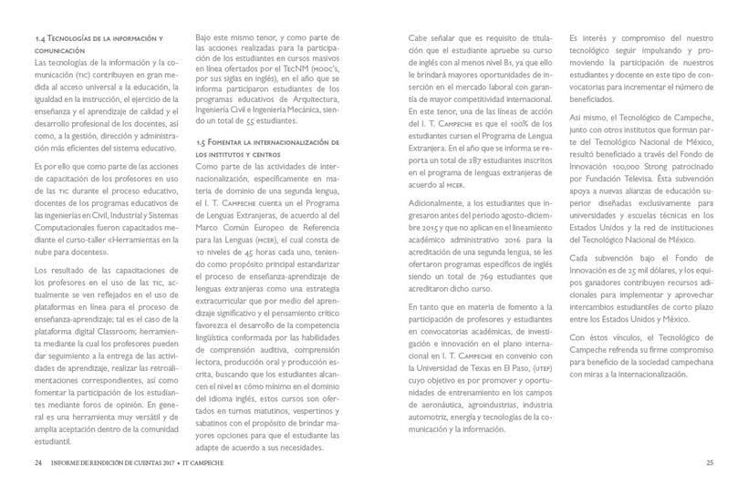 Mi Proyecto del curso: Ejemplo de Informe de Rendición de Cuentas 13