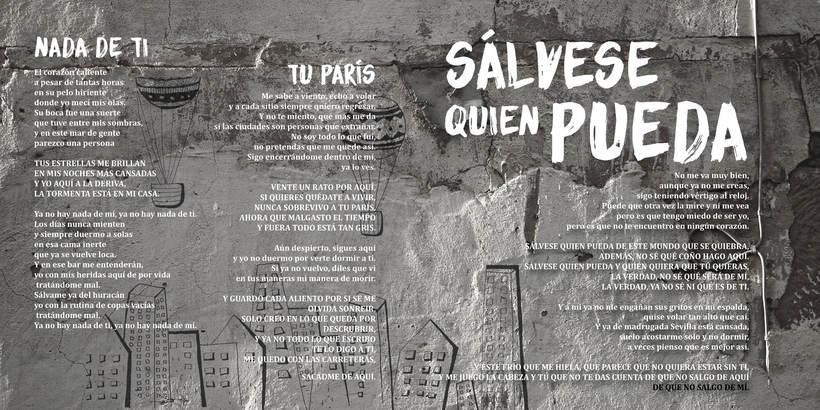 CD Fran Mariscal_ Sálvese quien pueda 3