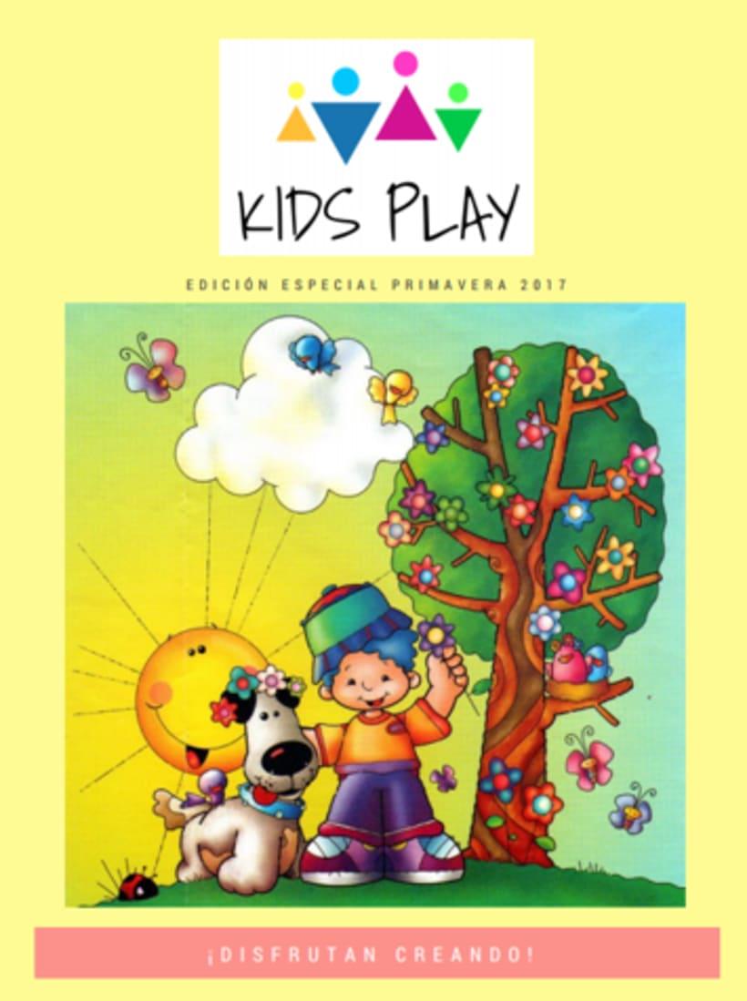 Diseños para KIDS PLAY 5
