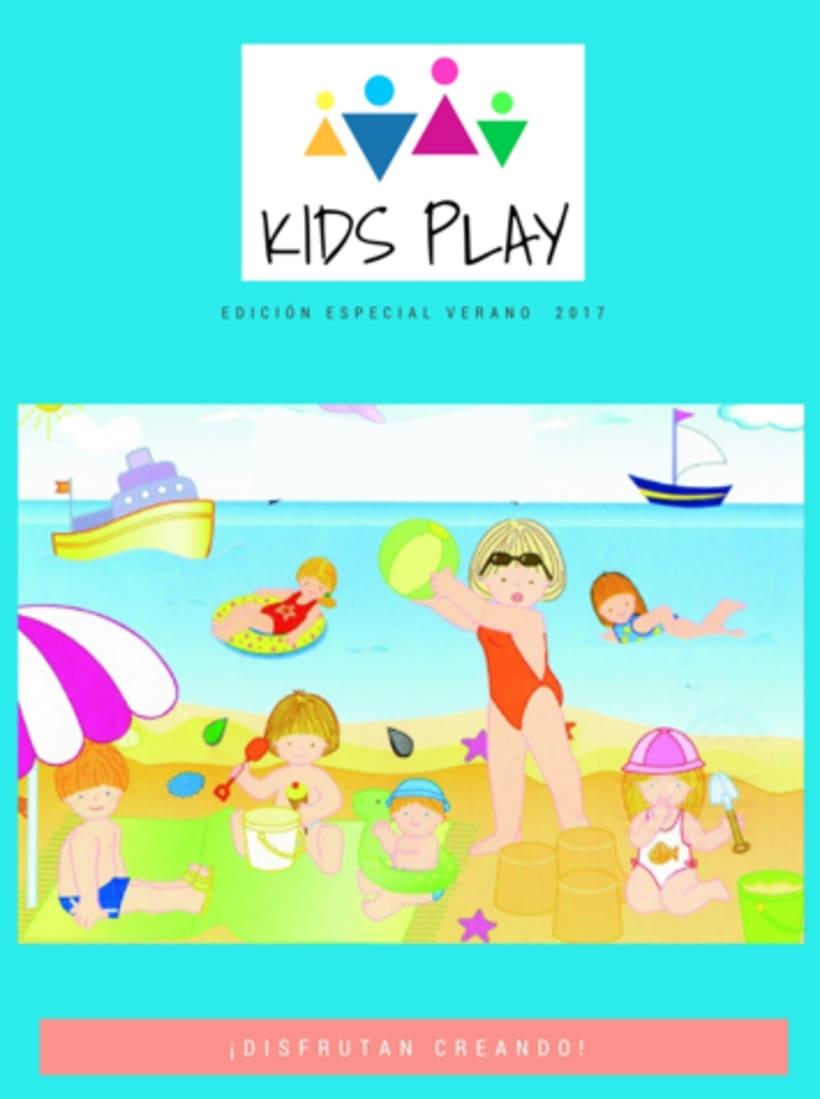 Diseños para KIDS PLAY 6